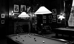 I'll Break (cwhitted) Tags: bw blackwhite blackandwhite monochrome asheville buncombecounty biltmoreestate pool billiards biltmorehouse biltmore samsung samsungnx30 nx30 samsungnx1855mmf3556