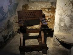 Saluzzo (CarloAlessioCozzolino) Tags: saluzzo piemonte museodellamemoriacarceraria museo museum sedia chair