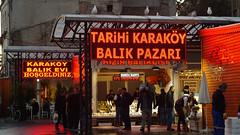 tarihi karaköy balık pazarı