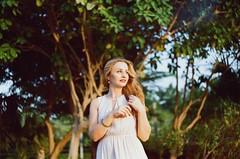 Valeria (Alexandra Clame) Tags: portrait park peaceful girl garden hair helios film filmphotography fineart qatar wonderful 35mm eyes zenit zenitet tender trees sunshine alexandraclame ishootfilm doha delicate dreamer dress lips