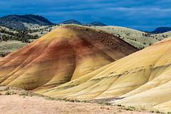 PaintedHills16-4704-2-2.jpg (KeithCrabtree1) Tags: dirt park paintedhills oregon landscape 2016p2