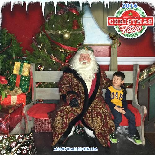 Alpine Village Christmas Faire 2016