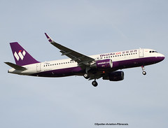 China West Air. FIRST FLIGHT FOR THE A320. (Jacques PANAS) Tags: cina west air airbus a320214wl b8845 fwwbr msn7447