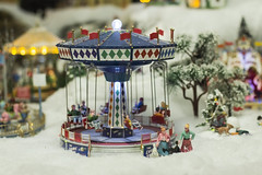 CHRISTMAS TIME !!!!! (FRANCO600D) Tags: christmas noel giostra inverno miniatura giocattoli canon eos600d sigma neve bardin franco600d