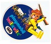 PLAYMOBIL 70s Gig italy - sticker - adesiva mint (THE MYCIA COLLECTION) Tags: lego pirate corsair blocks playmobil costruzioni pirati