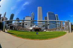 Chicago, IL (Ugborough Exile) Tags: usa chicago illinois nikon fisheye 2014 d7000