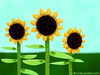 "LEGO Sunflowers • <a style=""font-size:0.8em;"" href=""http://www.flickr.com/photos/44124306864@N01/13993826727/"" target=""_blank"">View on Flickr</a>"