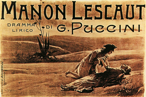 Puccini's first major success
