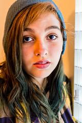 Freckles!!! (Lu'lu11) Tags: portrait girl beauty canon photography photo flickr photoshoot makeup 85mm portraiture freckles capture