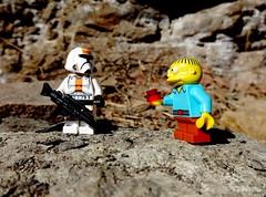 Lego Star Wars 086 (Mr.Lee Go-Grapher) Tags: star starwars lego wars legostarwars
