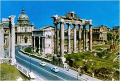 2626 R Roma Foro Romano 42RIM  K78 dijapozitiv (Morton1905) Tags: rome roma foro rim romamo