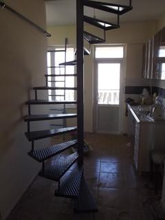 Helezon Merdiven Demir