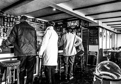 At the pub. (hillwalkinggirl) Tags: wales buildings coast scenery unitedkingdom places cameras pubs pembrokeshire amroth saundersfoot gwynedd coastpath panasonictz10