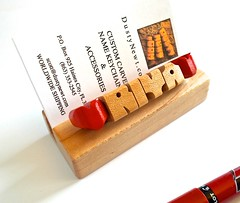 Maple Desk Name / Business Card Holder (DustyNewt Scott) Tags: wood plaque wooden carved office maple display desk handmade name shelf teacher woodworking personalized cardholder businesscardholder dustynewt desknameplate