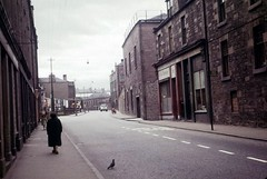 Blackness Road (Dundee City Archives) Tags: road street old mill industry corner foundry shopping george general photos dundee furniture victorian historic flats thomson era shops works billboards 53 grocer confectionery dealer urquhart blackness confectioner jute orourke victorianengineering victorianhousing victoriantenements olddundeephotos