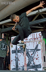 Spencer Charnas (Scenes of Madness Photography) Tags: new york music ice beach monster photography jones nikon energy tour live stage nine july warped madness vans amphitheater spencer kills scenes 2014 wantagh charnas d3200