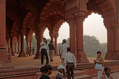 Fort Rouge - Delhi -  Inde (Michel Delfeld) Tags: voyage rajasthan newdelhi inde olddelhi fortrouge