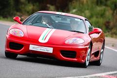 Ferrari (Splendid What) Tags: racetrack ferrari loughborough prestwold driversdreamdays supercardrivingexperience