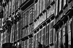 vienna facade (paddy_bb) Tags: vienna wien travel bw facade austria österreich cityscape shadows 2014 nikond5300 paddybb