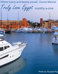 Gouna Marina (louays) Tags: marina egypt gouna