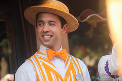 Dapper Nathan (Michelle R Hall) Tags: california park party music television wall t ma nashville nathan alice disneyland country jenny band disney adventure renee stephanie singers theme abc kidd mad wonderland dans dapper shrake
