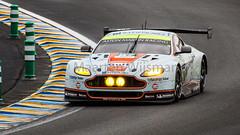 97 ASTON MARTIN RACING (@martius) Tags: martin du racing mans 24 v8 aston 97 vantage 2014 heures wec