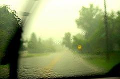 204 / 365 (DepsViewAskew) Tags: distortion rain driving pov project365