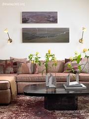 Thiết kế nội thất phòng khách tân cổ điển_008