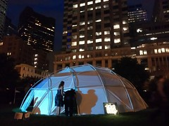 Figment Boston 2014 - Bleep dome