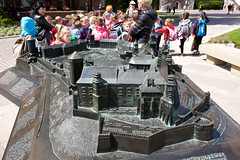 A Wawel Castle Model _5082 (hkoons) Tags: city castle children model europe king country nation royal poland krakow polish government krakw cracow ruler royalty castlehill easterneurope wawelcastle wawelhill