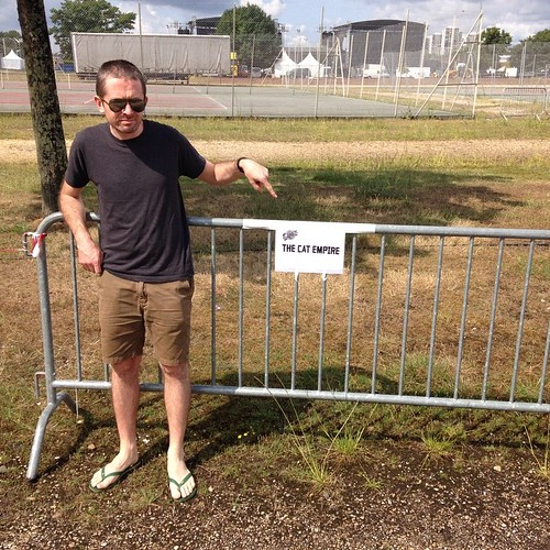 Ryan found our bus parking... #tcedoeuro #andietheroadie