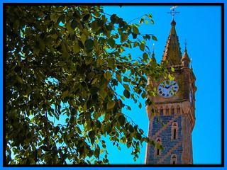 Machynlleth Town Clock