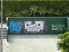 Graffiti (paramonguino) Tags: graffiti tenerife canaryislands islascanarias kanarischeinseln 200814 p1190777 copiarw777jpg