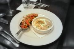 סביצ'ה אחו בלאנקו (pringle-guy) Tags: food fish israel telaviv nikon restaurants ceviche italianfood adora אוכל דג דגים מסעדות אדורה סביצה אוכלאיטלקי