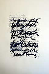 text_print_7 (maria wigley) Tags: art writing print typography screenprint text printing