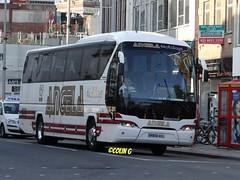 Angela Holidays (Coco the Jerzee Busman) Tags: uk bus ahead coach go first hampshire southampton
