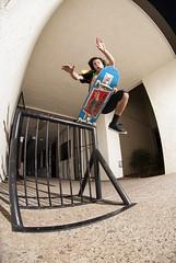 Jakob. (Charlie_Nunez) Tags: motion blur digital nikon skateboarding action flash flashphotography skate slowshutter skateboard skater d200 speedlight sk8 actionsports speedlite skateboardphotography skateboardingphotography skateportrait skateboardingportrait