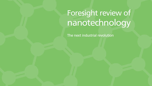 Foresight Review of Nanotechnology by Expert Panel commissioned by Lloyd's Register Foundation