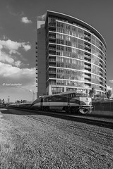 Encore Condos (Karl D Scheller) Tags: train traintracks amtrak pdx pearl unionstation booraarchitects 90251 encorecondos