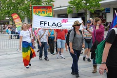 "FFLAG - Plymouth Pride Parade 2014 • <a style=""font-size:0.8em;"" href=""http://www.flickr.com/photos/66700933@N06/14877534931/"" target=""_blank"">View on Flickr</a>"