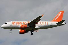 G-EZDB (GH@BHD) Tags: aircraft aviation airbus airliner easyjet a319 bfs belfastinternationalairport gezdb