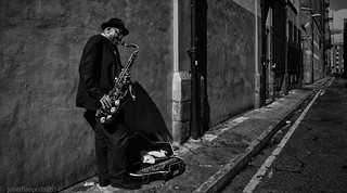 Back Alley Jazz, Manchester, 2014
