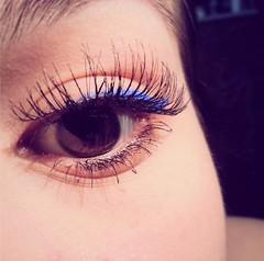 drag me (kaa_b) Tags: drag eyes cílios postiços