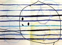 041-Asatuyutuushin (Tadashi Kumai) Tags: illustration newspapers novels yomiuri       newspapernovels