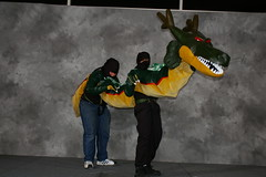 SDCC 2007 1554 (Photography by J Krolak) Tags: costume dragon cosplay masquerade dragonball sdcc sandiegocomiccon shenron sandiegocomiccon2007 sdcc2007