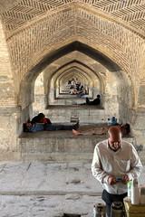 Under Si o Seh Pol (bolbolaan) Tags: bridge architecture river persian iran tea young persia iranian ایران esfahan isfahan اصفهان ايران zayandeh safavid چای سیوسهپل siosehpol iranianyouth ایرانیان استراحت جوان