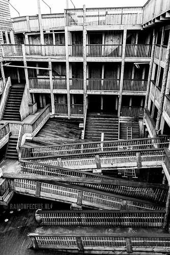 Escher was here?