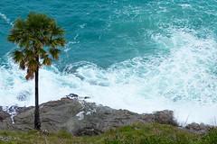 XOKA2614bs (forum.linvoyage.com) Tags: waves phuket rock море sea волны phuketian phuketphotographernet forumlinvoyagecom httpforumlinvoyagecom outdoor samui thailand krabi pattaya таиланд пхукет самуи тайланд краби паттая summer nature tropic