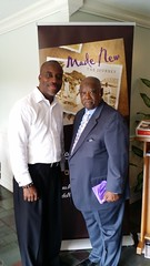 Bro. Richard Rose and Kenneth Ray