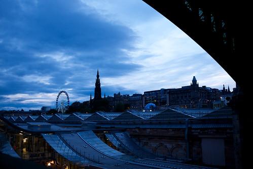 Blue Edinburgh ©  Still ePsiLoN